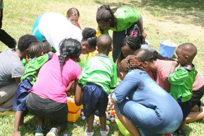 Parents and Children, Lets Play and Grow