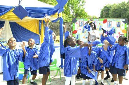 Olivine School Graduation