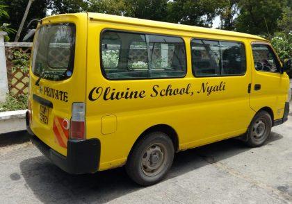 Olivine School Door-to-Door Transport