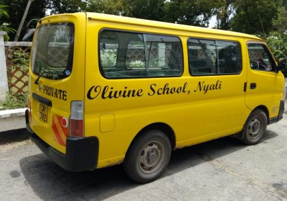 Olivine School Door-to-Door Transport